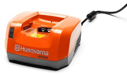 HUSQVARNA BATTERILADER QC330