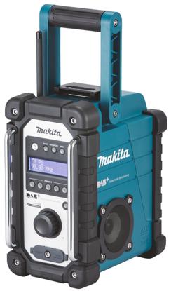 MAKITA RADIO DAB+/FM 18V SOLO