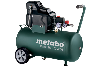 METABO KOMPRESSOR BASIC 250-50 W OF