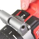 MILWAUKEE DRILL M18 BLDD2-502X