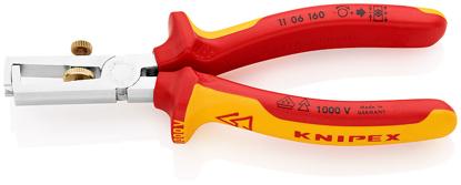 KNIPEX AVISOLERINGSTANG 160MM 1000V SB