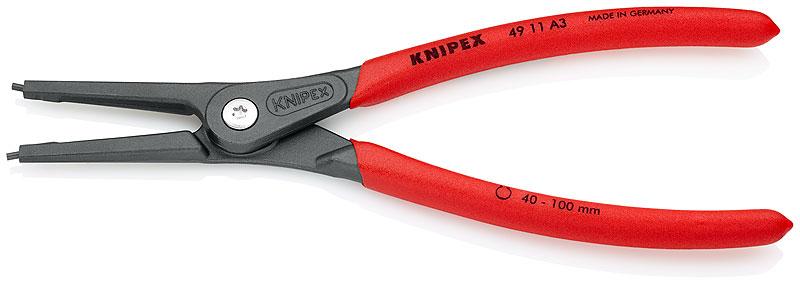 KNIPEX SEEGERRINGTANG 4911 A3