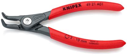 KNIPEX SEEGERRINGTANG 4921 A01