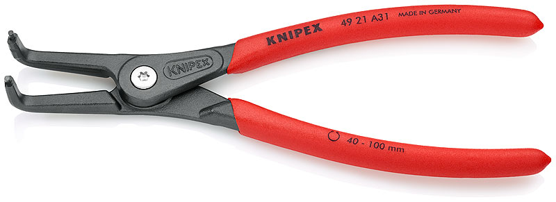 KNIPEX SEEGERRINGTANG 4921 A31
