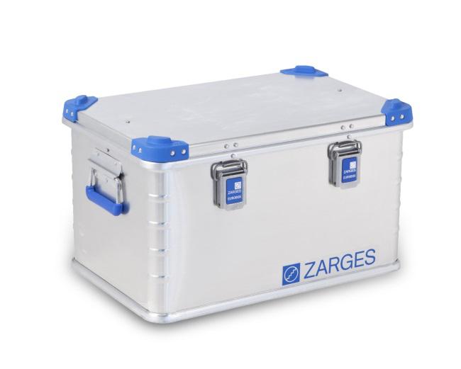 ZARGES ALUMINIUMSKASSE EUROBOX 40702