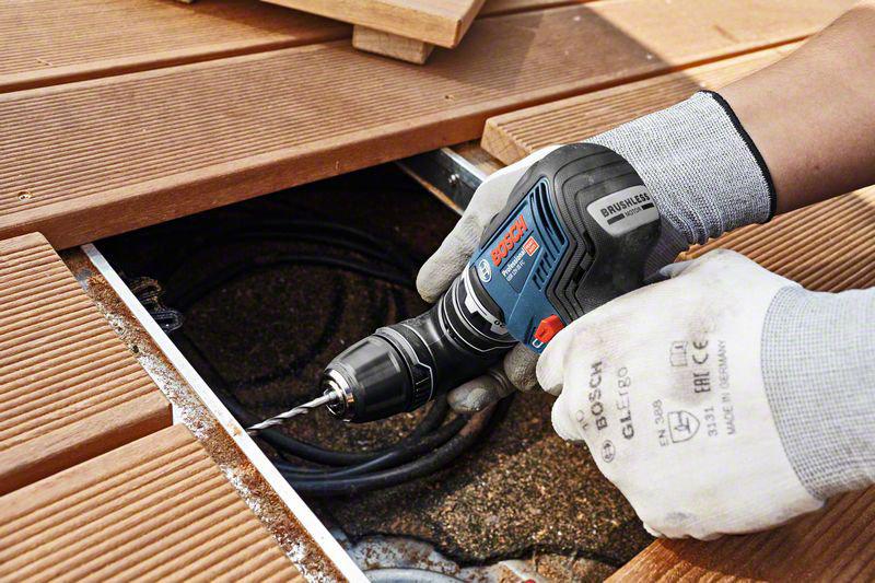 BOSCH DRILL GSR 12V-35 FC M/ 2X3,0AH