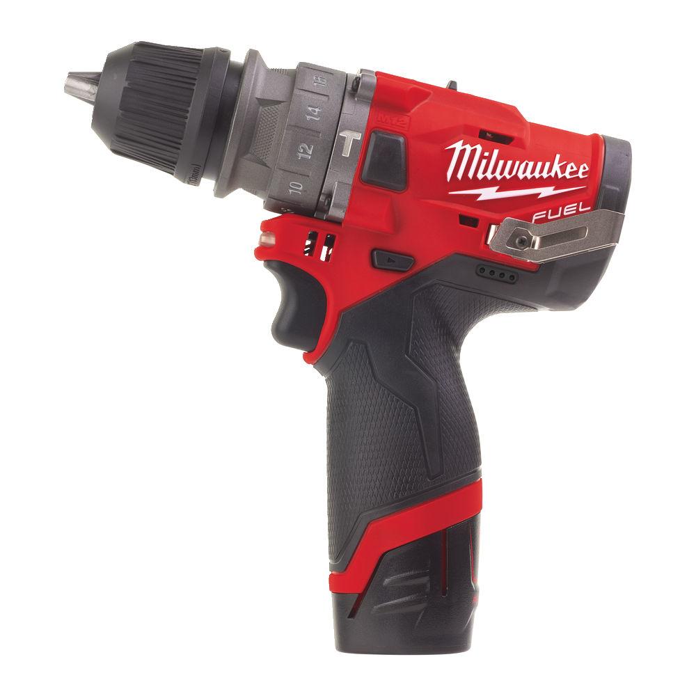 MILWAUKEE SLAGDRILL M12 FPDXKIT-202X
