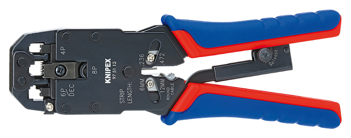Knipex Presstang for Westernplugger