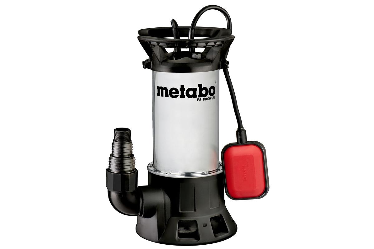 METABO PUMPE PS 18000 SN