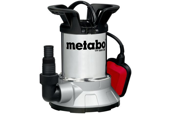 METABO PUMPE TPF 6600 SN