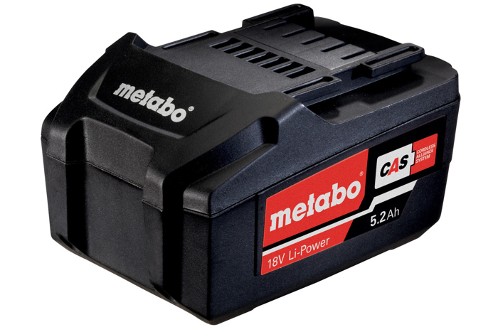 METABO BATTERI 18V 5,2AH