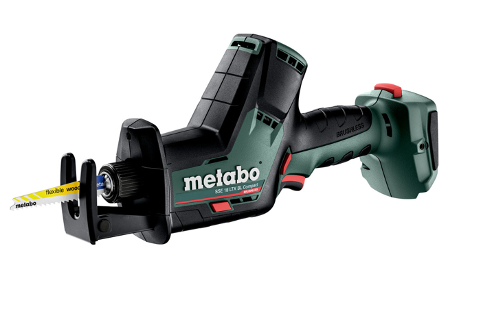 METABO BAJONETTSAG SSE 18 LTX BL COMPACT