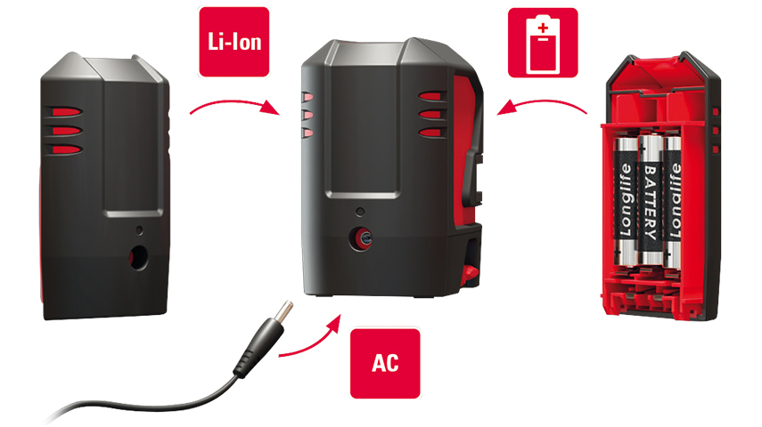 LEICA KRYSSLASER LINO L2G-1 LI-ION