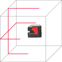 LEICA KRYSSLASER LINO L2-1 LI-ION