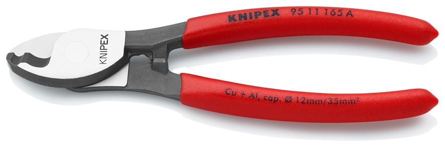 KNIPEX KABELSAKS 9511-165A SB