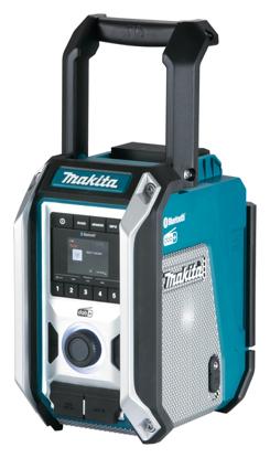 MAKITA RADIO DAB+/BLUETOOTH 18V SOLO