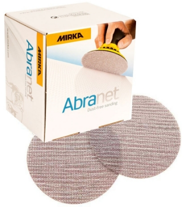 MIRKA ABRANET 125MM GRIP 50 STK.