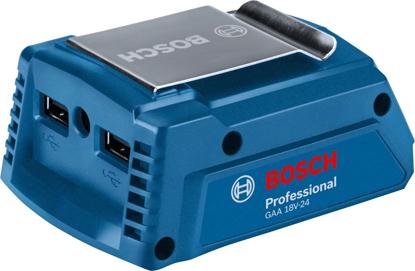 BOSCH USB-LADER GAA 18V-24