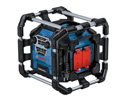 BOSCH RADIO GPB 18V-5 SC POWER BOX