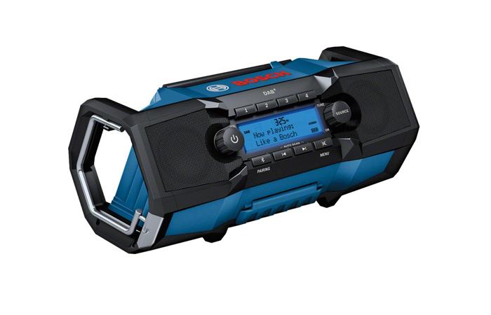 BOSCH RADIO DAB+/BT GPB 18V-2 SC