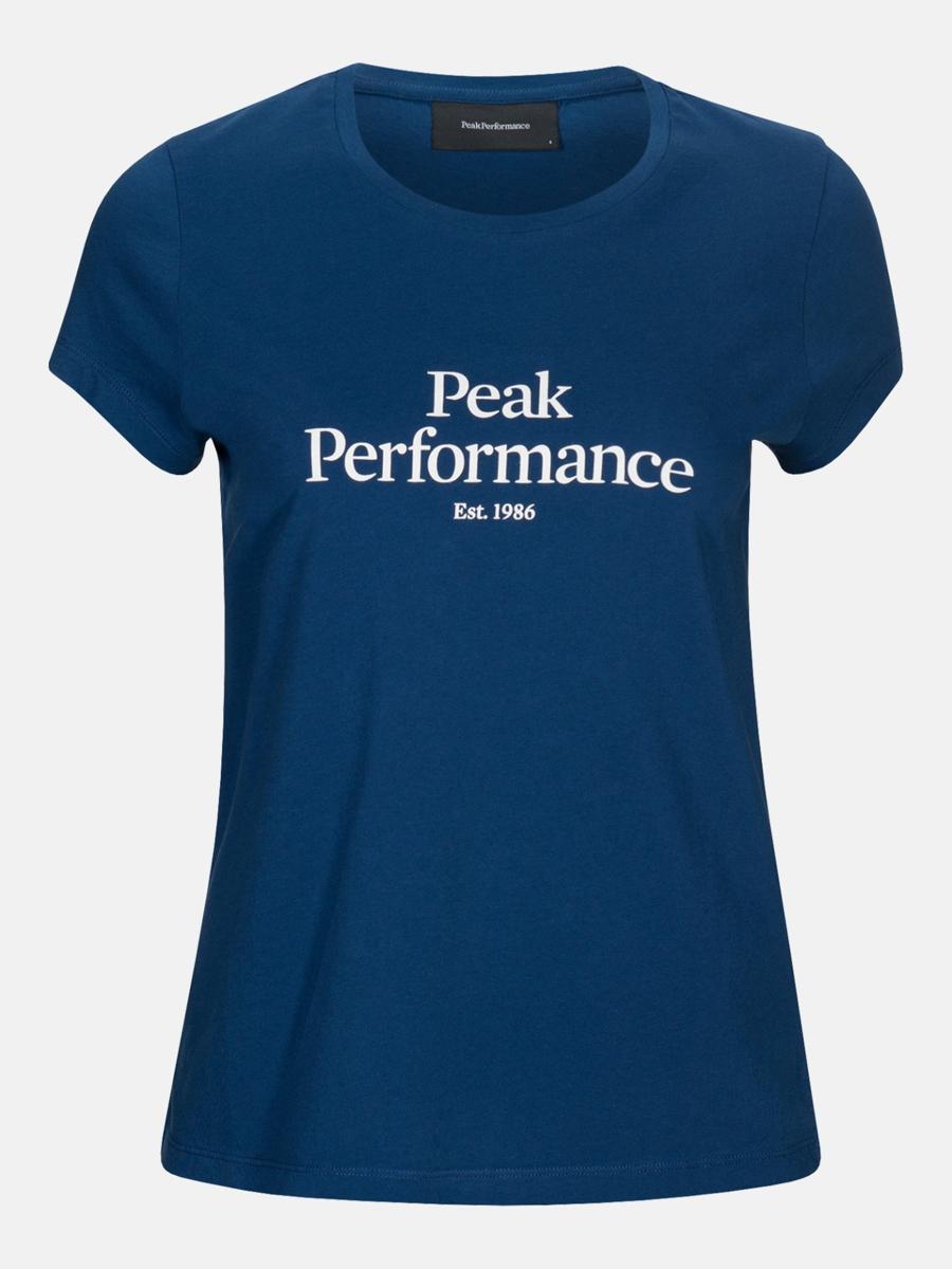 Bilde av Peak Performance  W ORIG TEE 2BP