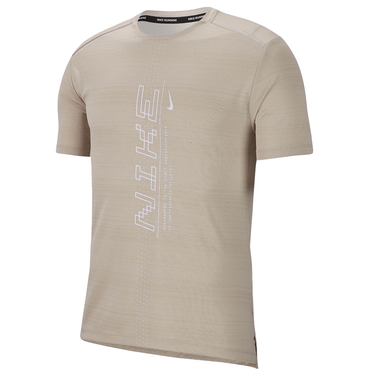 Bilde av Nike m nk dry miler ss po gx ff string/white CJ5340-221
