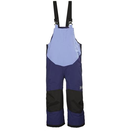 Helly hansen jr block it jacket graphite blue Nava Sport