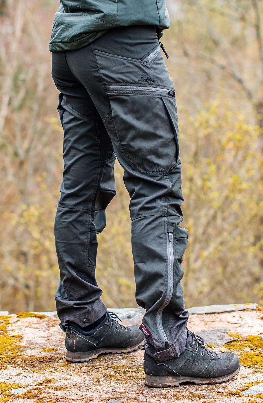 Bilde av Lundhags  Makke Ws Pant, Granite/ Charcoal