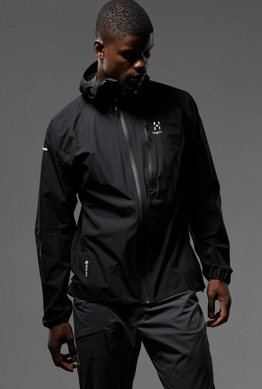 Bilde av Haglöfs  L.I.M Jacket Men 2C5 True Black NY