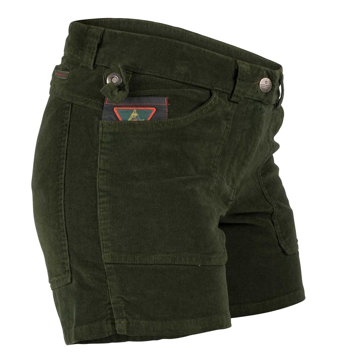 Bilde av Amundsen W 5incher concord shorts g. dyed womens WSS60.1.450