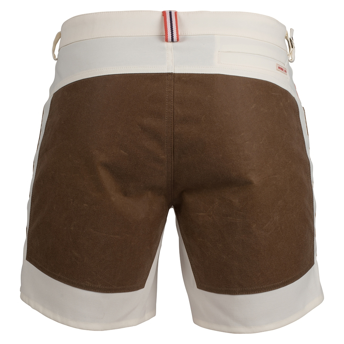 Bilde av Amundsen 7incher field shorts mens offwhite MSS53.2.010