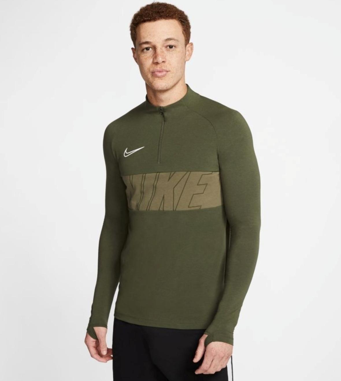 Bilde av Nike  M NK DRY ACD DRIL TOP SA BQ7344-325