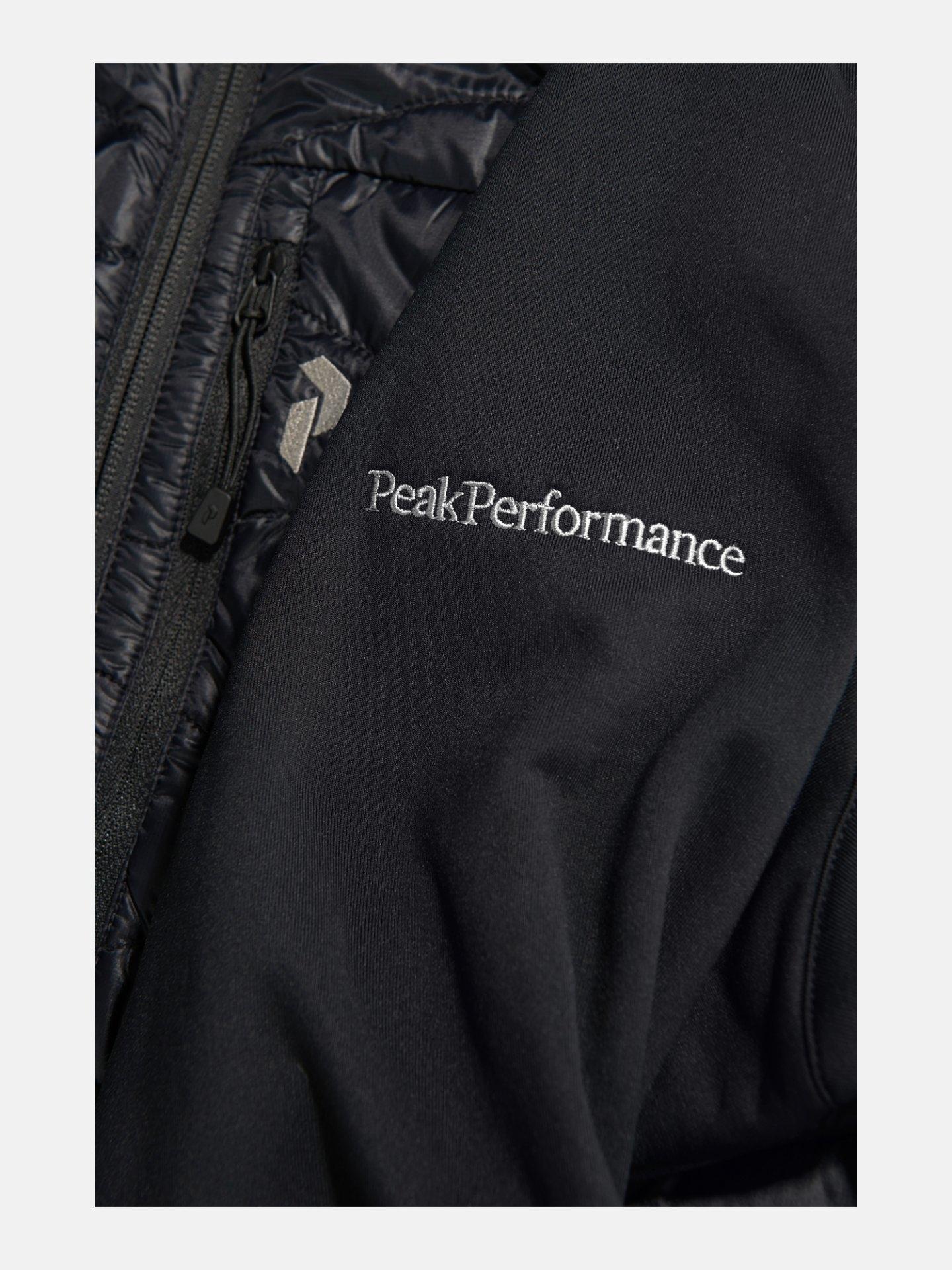 Bilde av Peak Performance  HELIUHYBHJ 050 Black