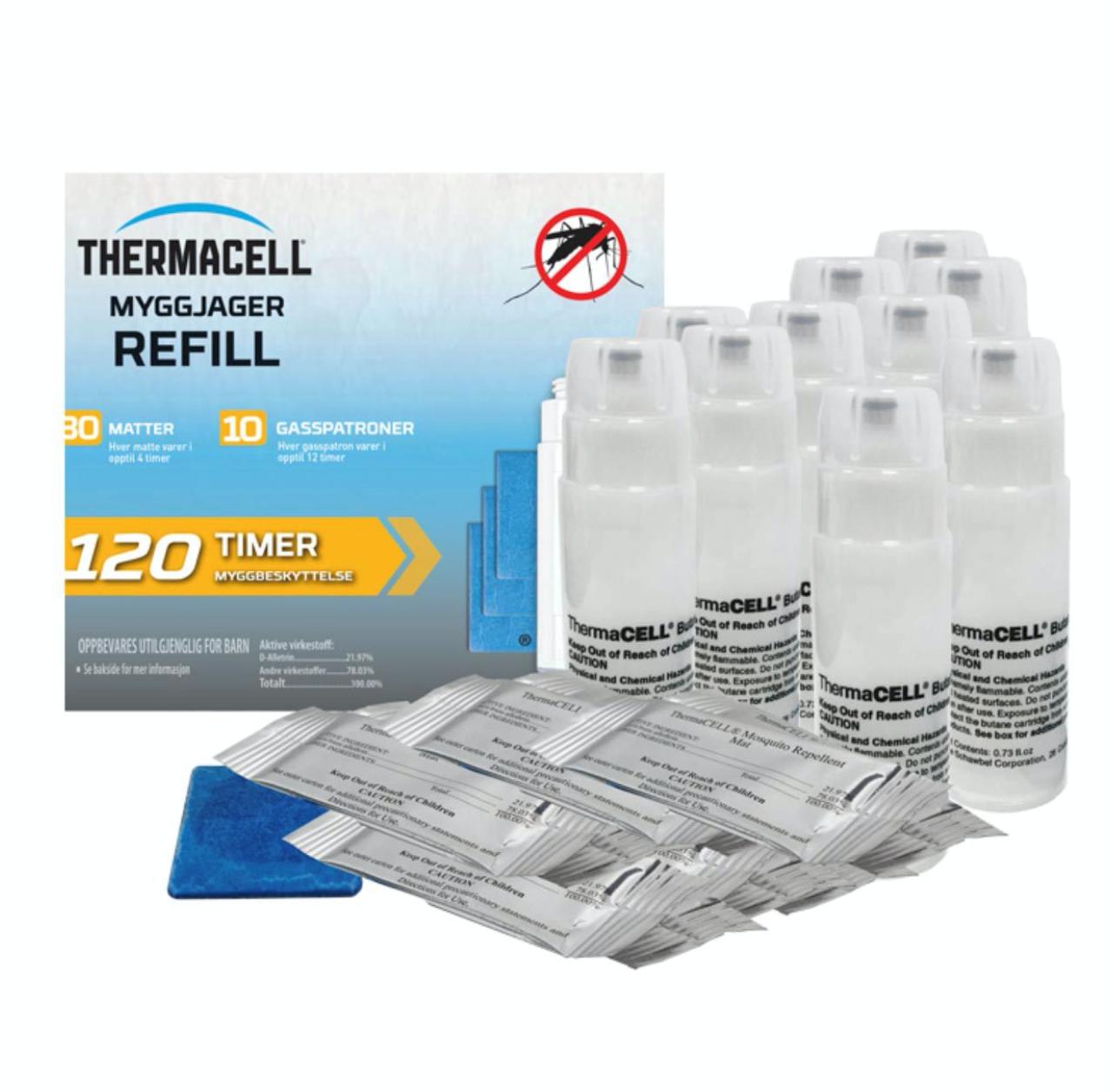 Bilde av Thermacell R10, refill 10pack