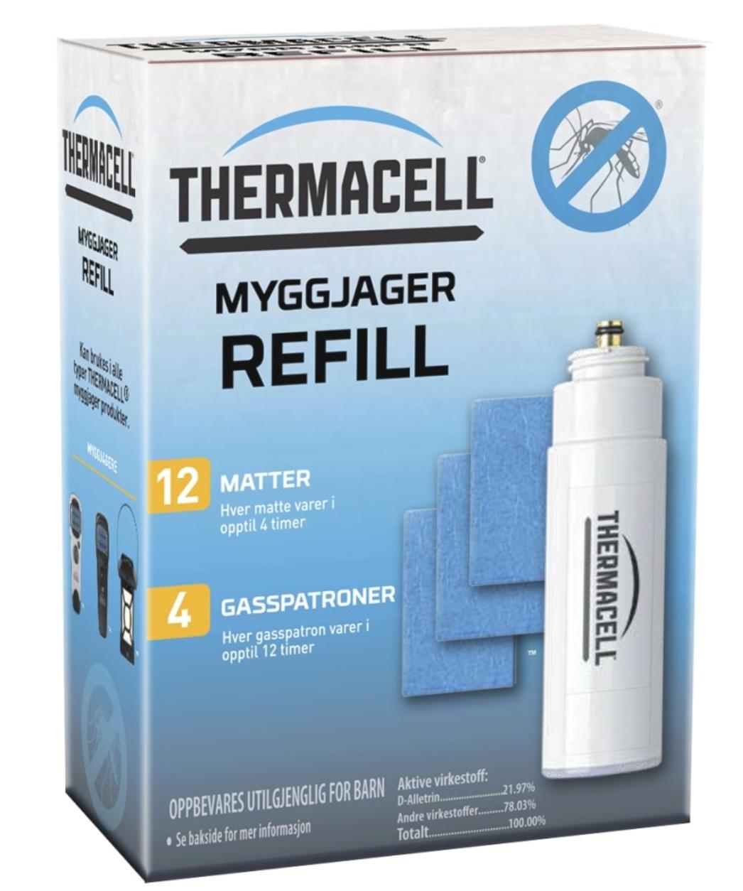 Bilde av Thermacell R4, refill 4pack