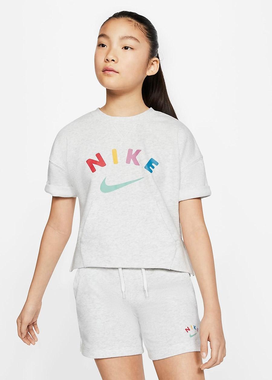 Bilde av Nike jr g crew CK2775-051