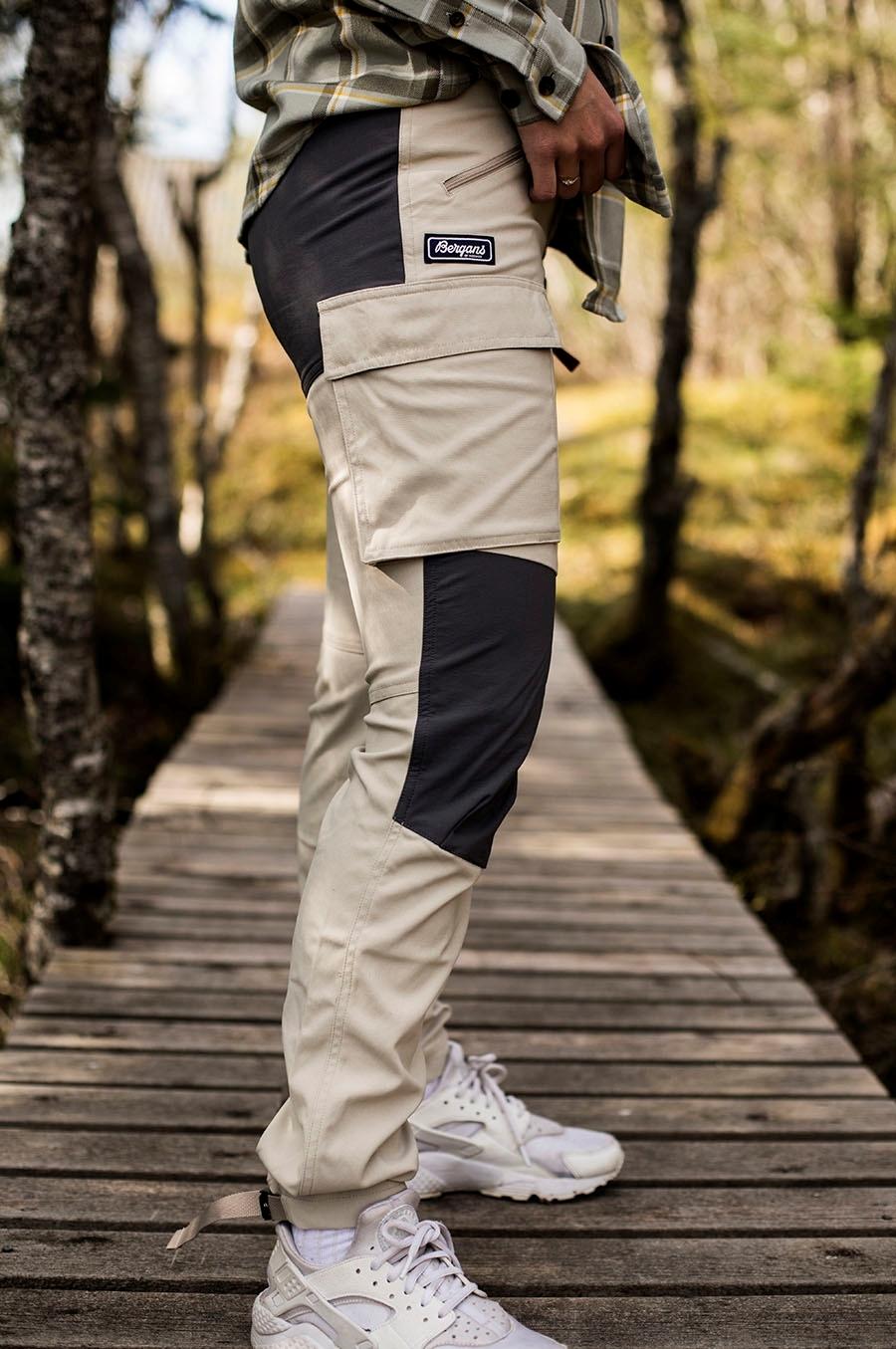 Bilde av Bergans  Nordmarka Hybrid W Pnt Greyish Beige
