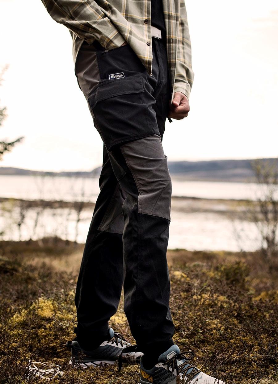 Bilde av Bergans  Nordmarka Hybrid Pnt Black