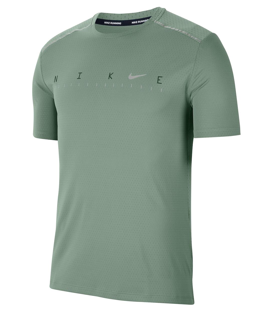 Bilde av Nike  M NK DRY MILER SS TECH PO FF CJ6483-352