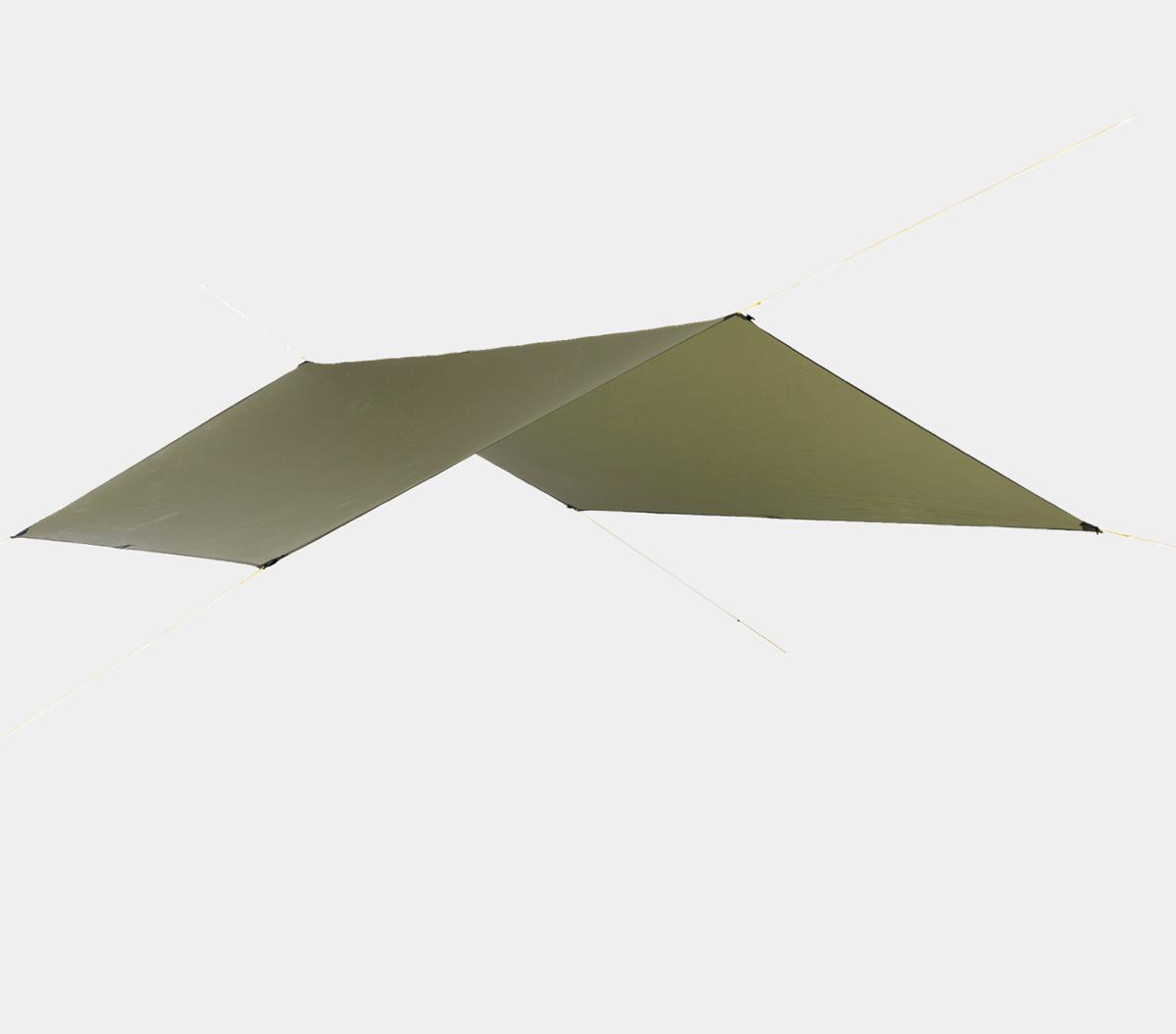 Bilde av Helsport  Bitihorn Trek Tarp 3,5x2,9 green