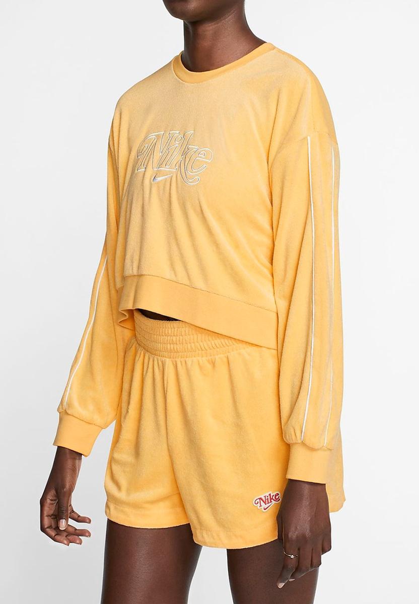 Bilde av Nike retro femme crew CJ2485-795