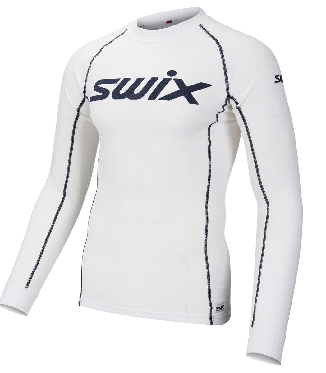 Bilde av Swix  RaceX bodyw LS M 40811-00000 00000 Bright white