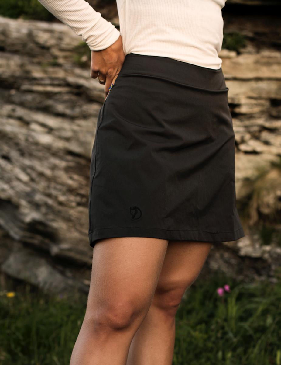 Bilde av Fjällräven  Abisko Trekking Skirt W 030 Dark Grey