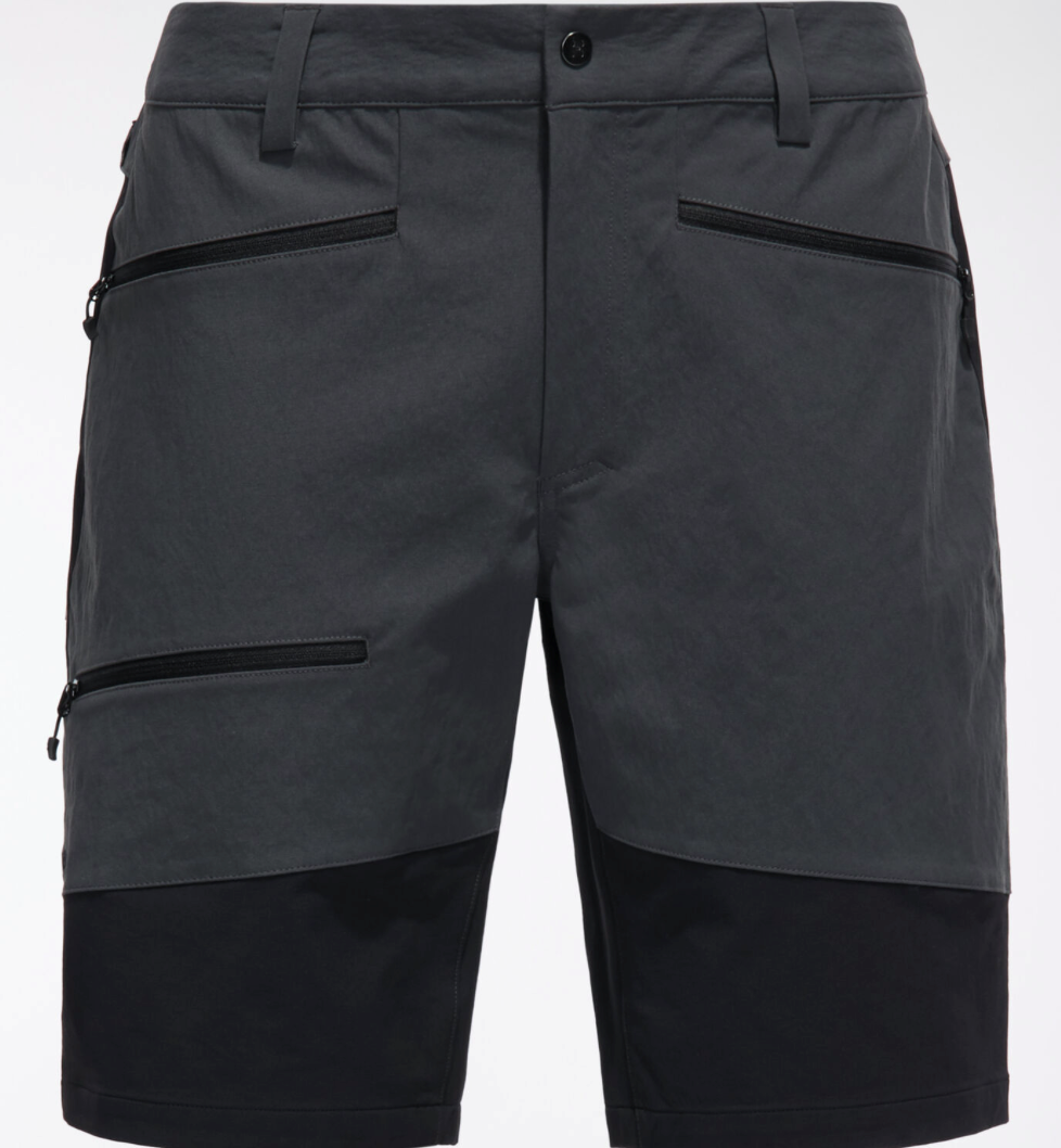 Bilde av Haglöfs  Rugged Flex Shorts Men 2CX Magnetite/True Black