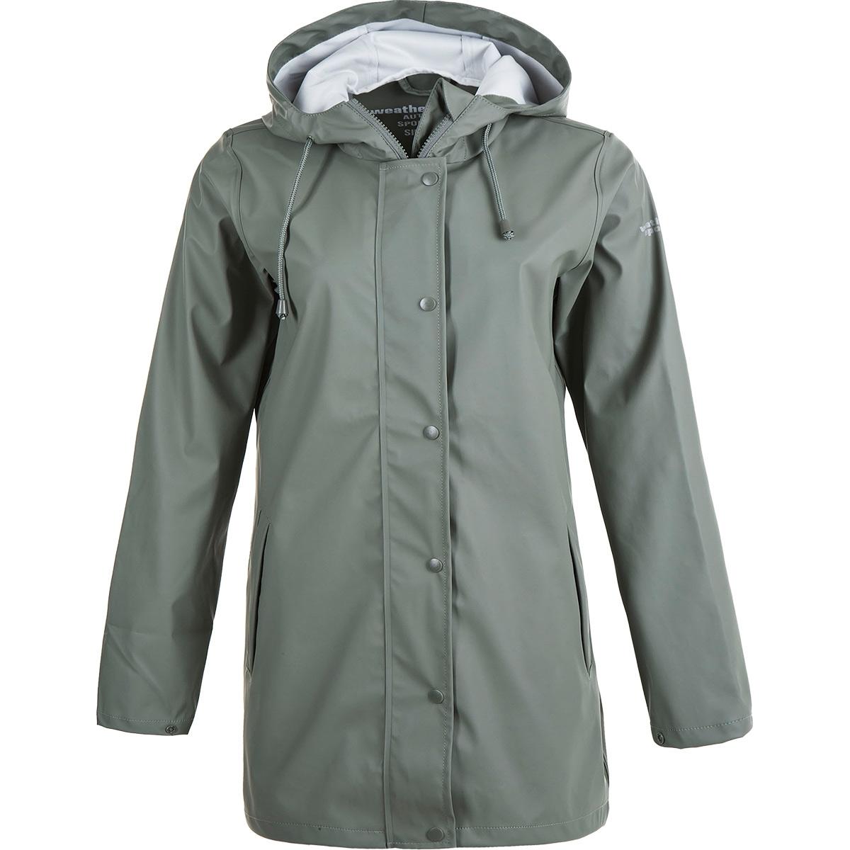 Bilde av Petra W Rain jacket 3056 Agave Green