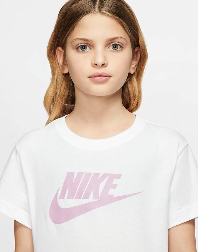 Bilde av Nike jr girls tee AR5088-108