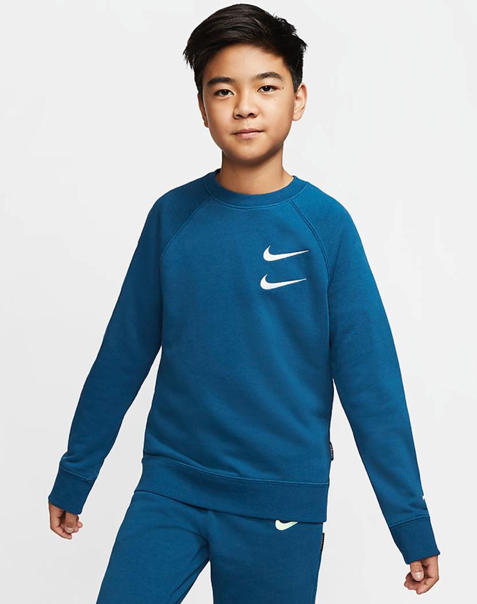 Bilde av Nike jr boys crew CT8990-499