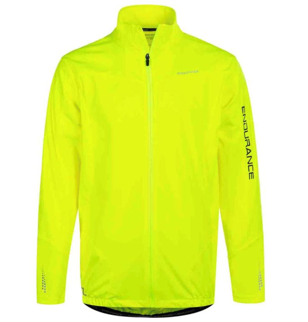 Bilde av Endurance Cluson M Membrane Cykling L/S Jacket Safty Yellow 5001