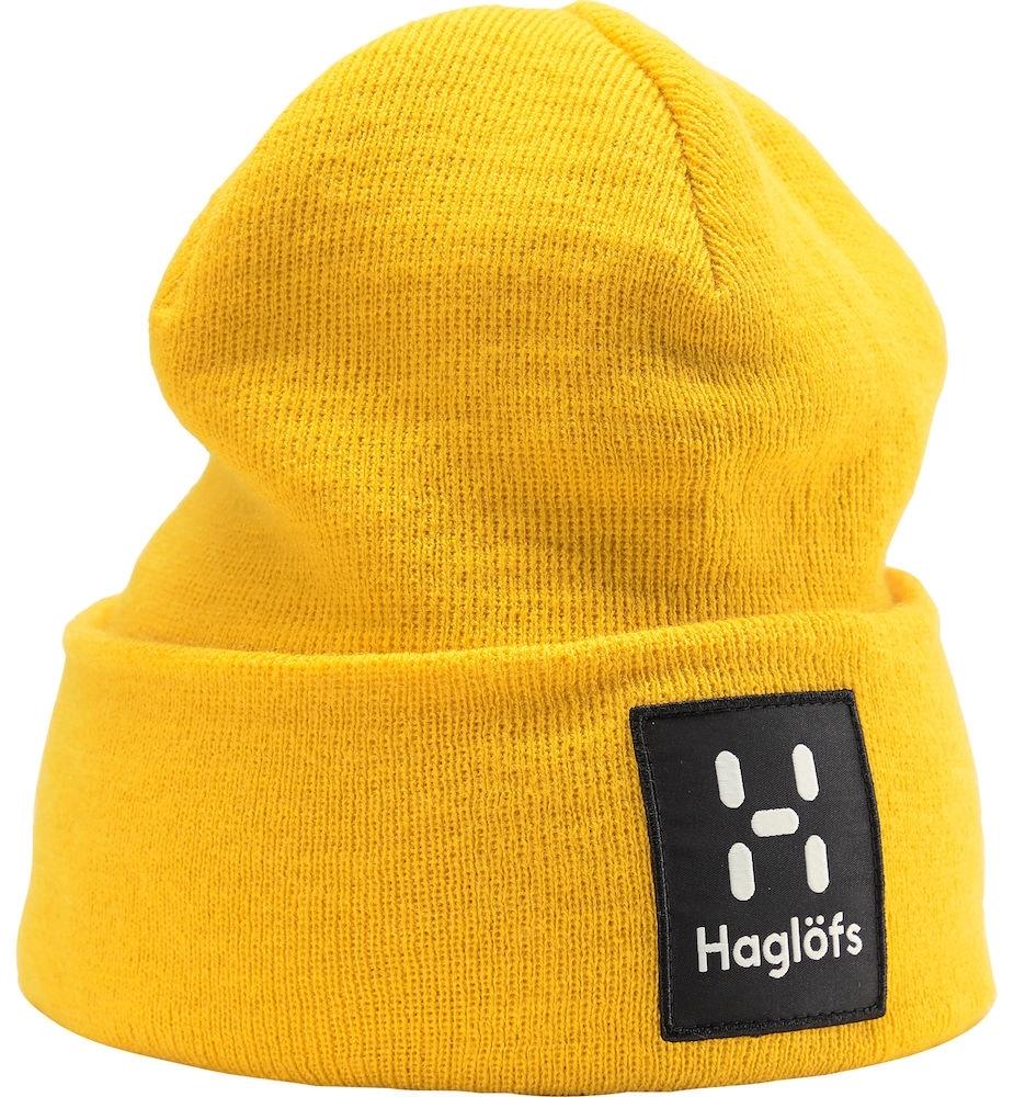 Bilde av Haglöfs  Maze Beanie 4L4 Pumpkin Yellow