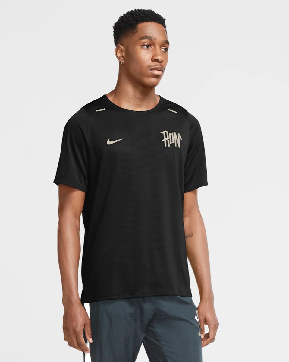 Bilde av Nike M rise top CU5694-010